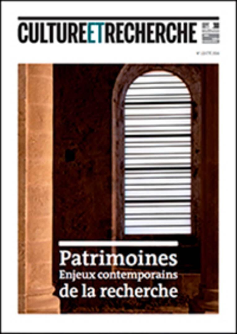 couverture du numéro 133 de Culture et Recherche