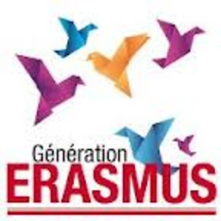Logo de Génération Erasmus