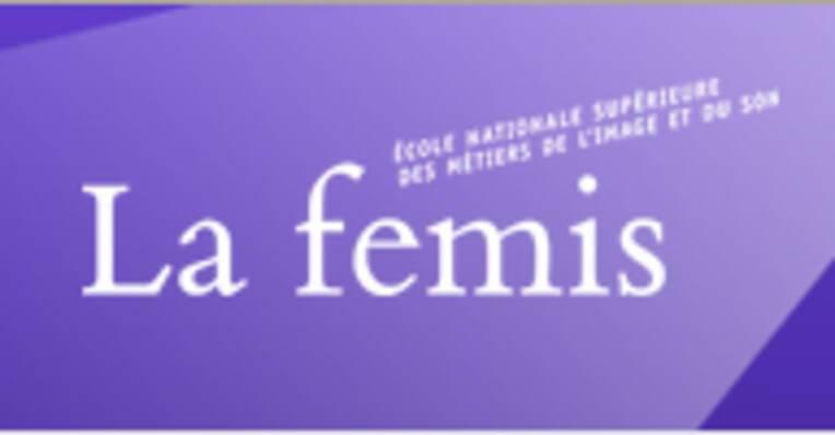 Logo de La femis