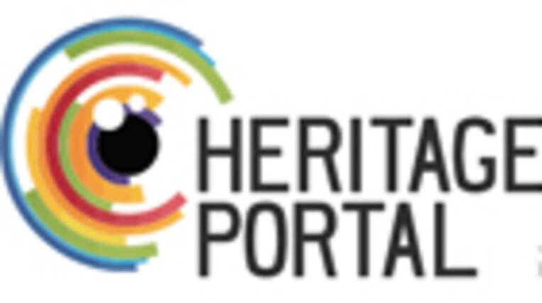 Logo du portail européen Heritage Portal