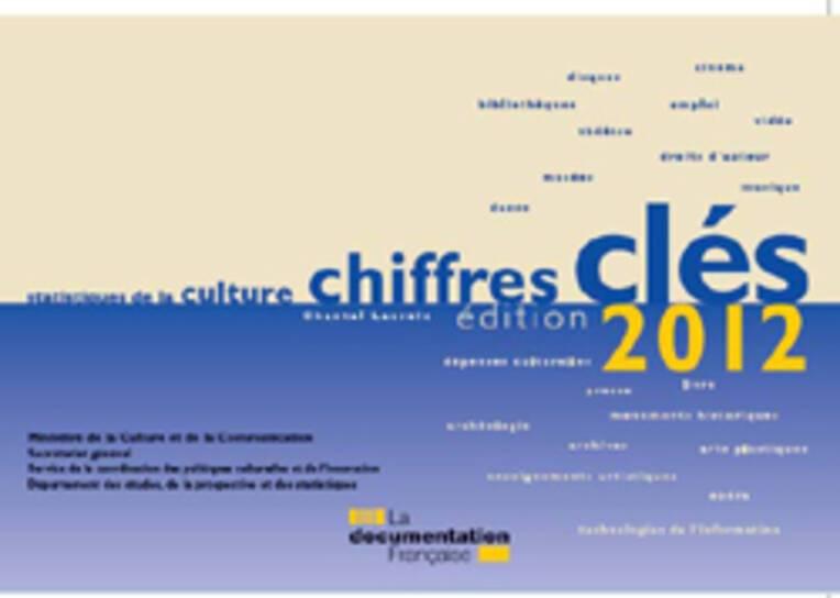 Couverture Chiffres clés 2012