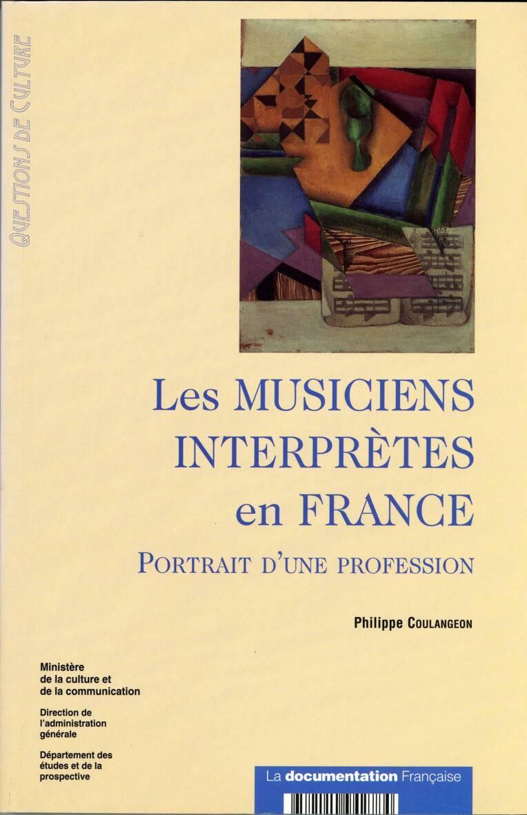 Les Musiciens interprètes en France