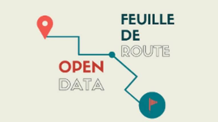 Feuille de route open data