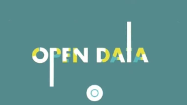 La stratégie d'open data du ministère