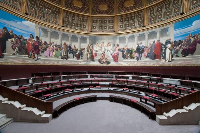 """""""Mécénat et enseignement artistique : état des lieux"""""""