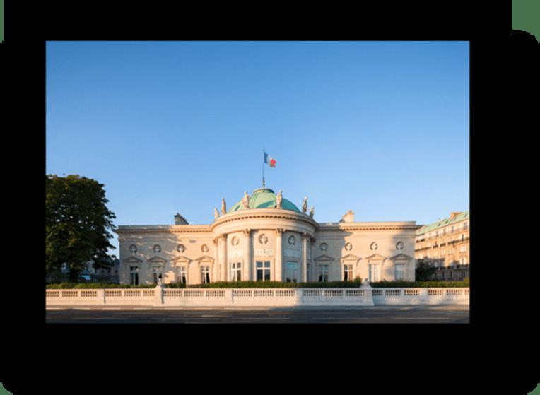 Convention nationale entre la Fondation du patrimoine et la Grande Chancellerie de la Légion d'honneur