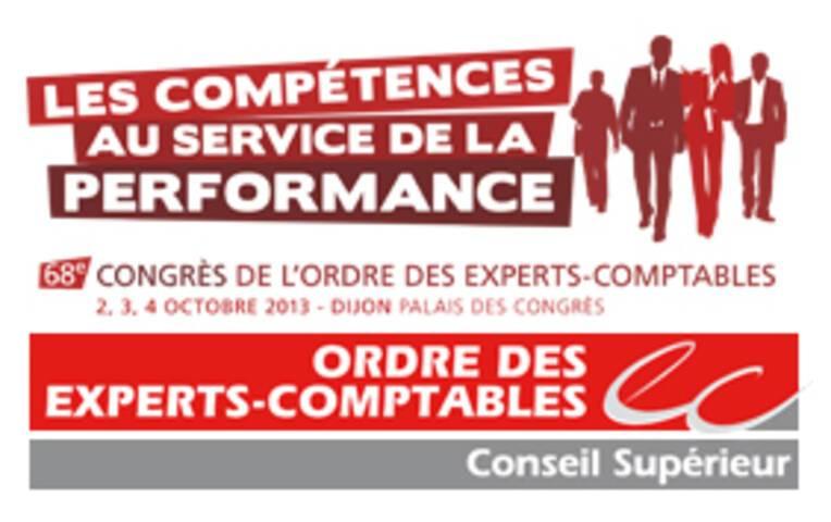 68e congrès de l'Ordre des Experts-Comptables à Dijon