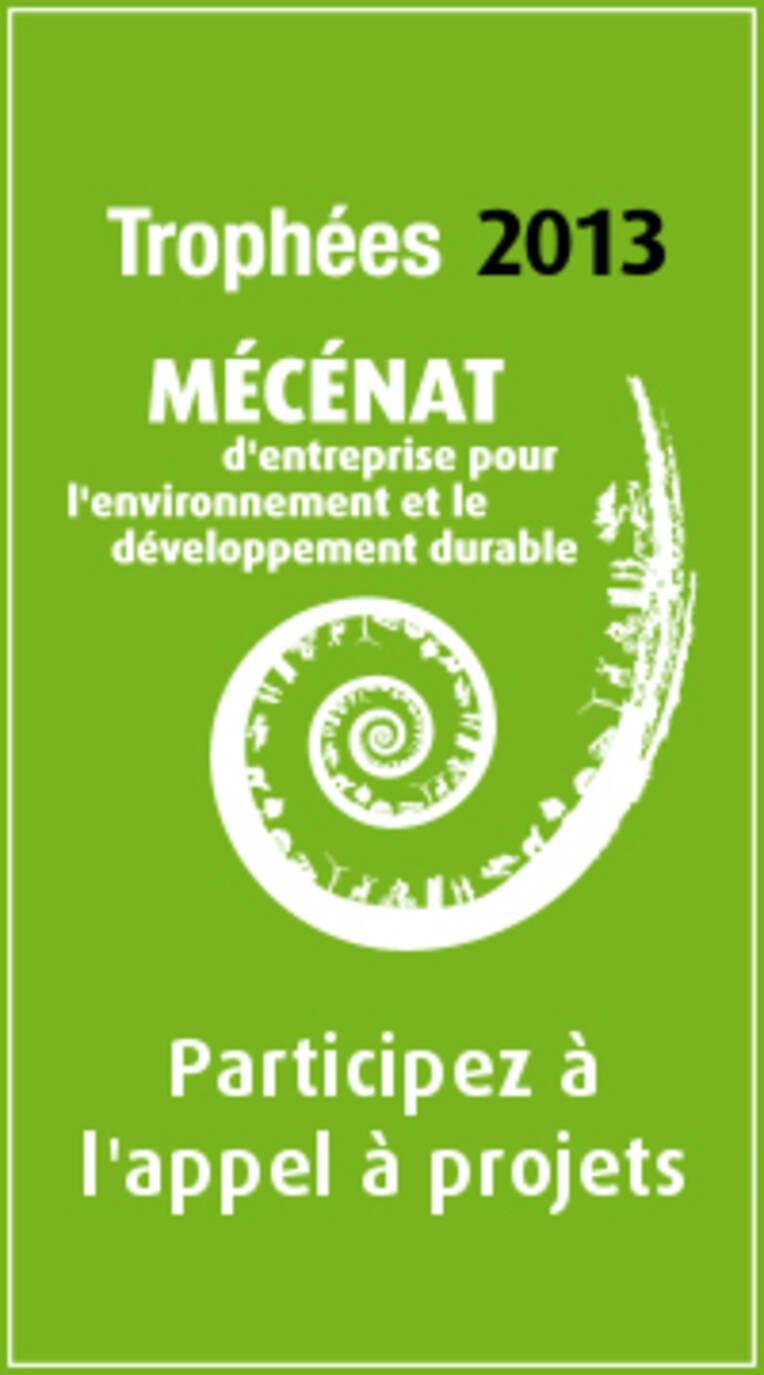Trophées du mécénat d'entreprise pour l'environnement et le développement durable