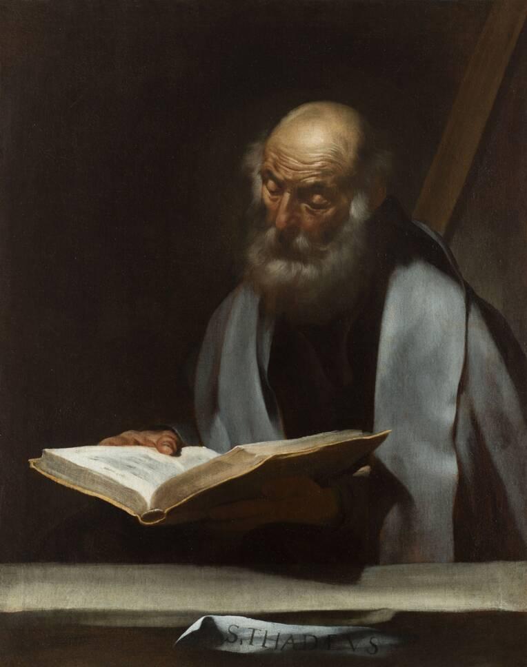 Acquisition de Saint Jude Thaddée de Jusepe de Ribera : succès d'une souscription publique