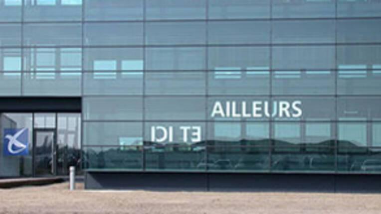 Philippe Cazal - Ailleurs et ici - 2005 - Aéroport de Rennes Saint-Jacques