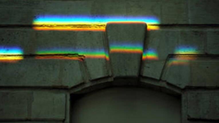David Boeno, Spectre solaire & température de couleur, 2008