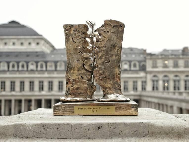 Première édition des Prix « Un projet, un mécène »