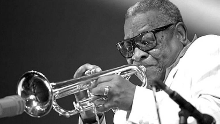 Le trompettiste cubain Ernesto Tito Puentes
