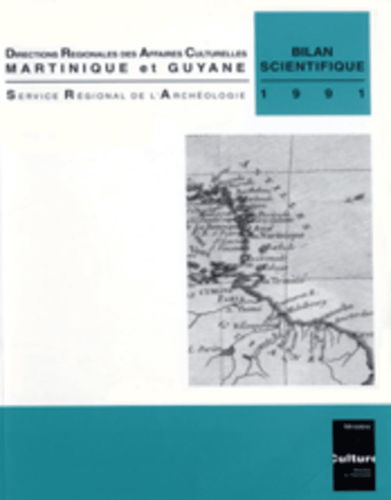 Bilan scientifique régional 1991