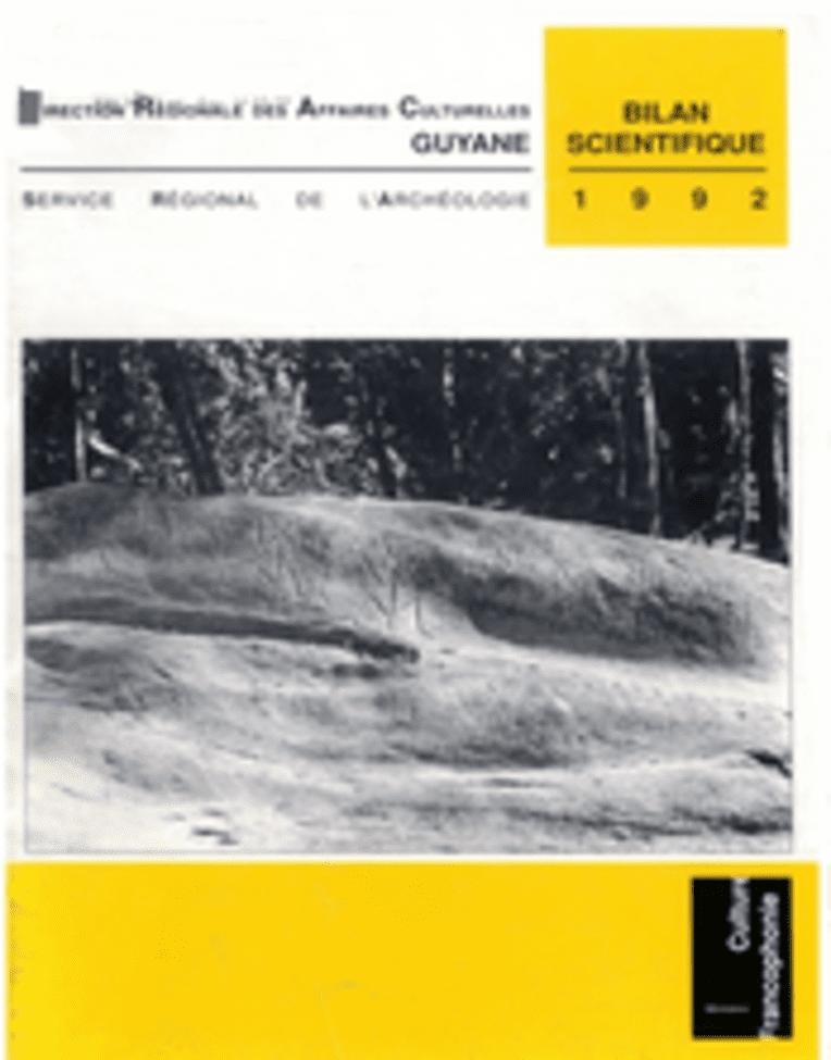 Bilan scientifique régional 1992