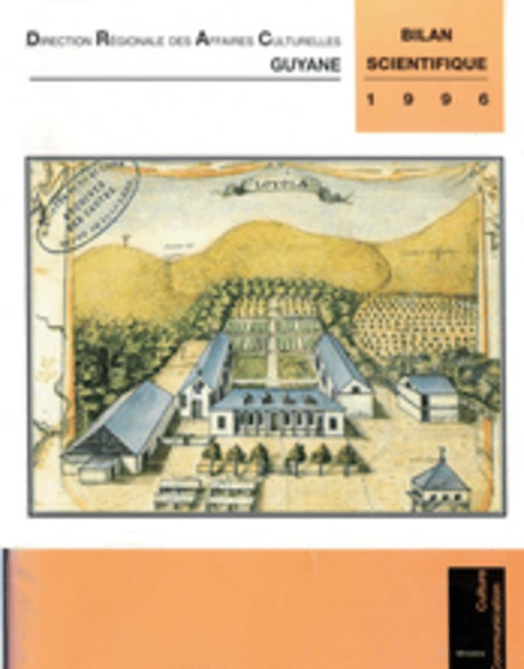 Bilan scientifique régional 1996
