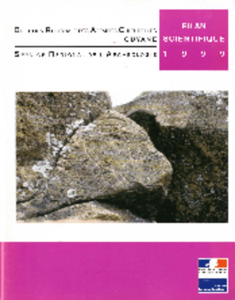 Bilan scientifique régional 1999