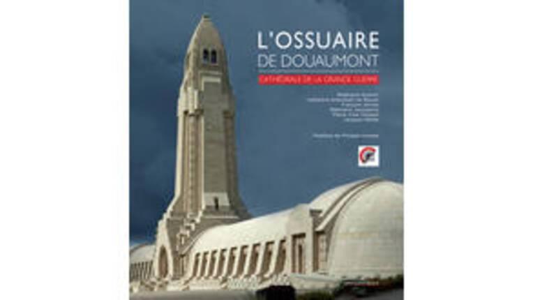 couverture de l'ouvrage sur l'Ossuaire de Douaumont