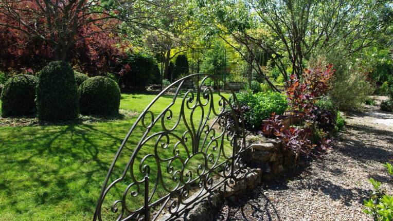 Un nouveau jardin labellisé jardin remarquable
