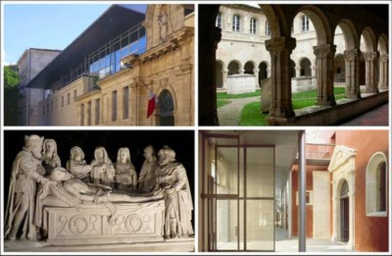 Ancien couvent de l'Annonciade, siège de la Direction régionale des affaires culturelles (DRAC) Nouvelle-Aquitaine
