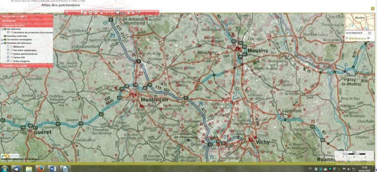 Atlas des patrimoines