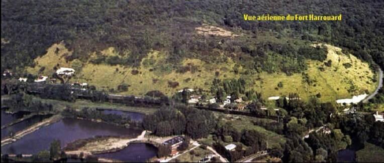 Fort Harrouard à Sorel-Moussel (28)