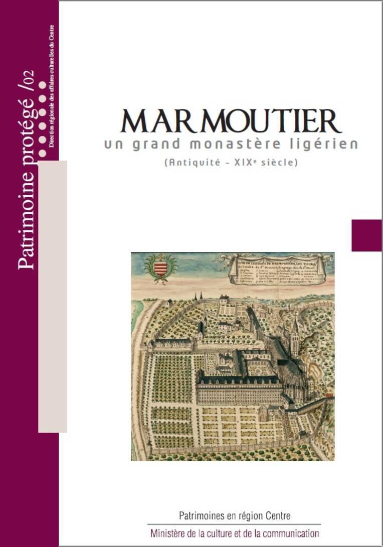 Marmoutier, un grand monastère ligérien