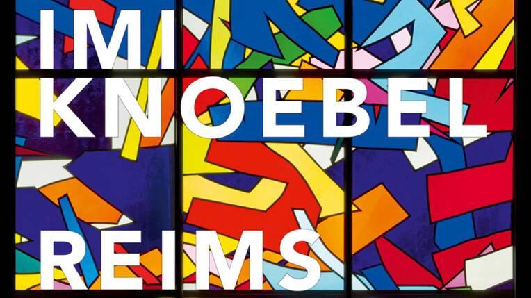 "Publication : ""Imi Knoebel - Reims"""