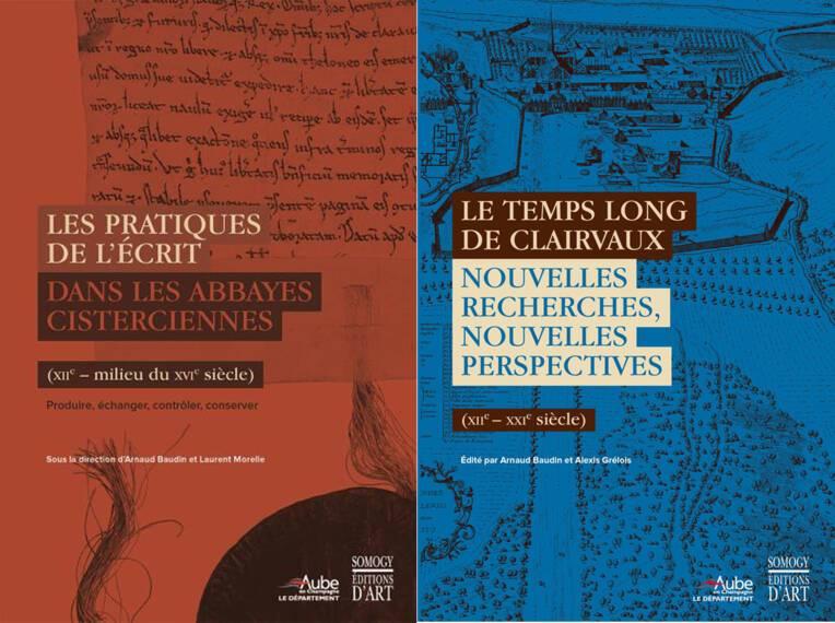 """[PUBLICATION] Parution des actes des colloques internationaux """"Clairvaux 2015"""""""