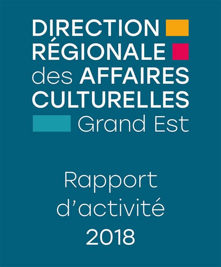 Bilan DRAC Grand Est 2018