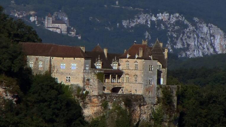 Château de Cénevières, Lot
