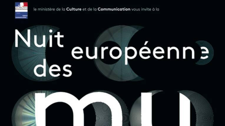 La Nuit des musées 2014