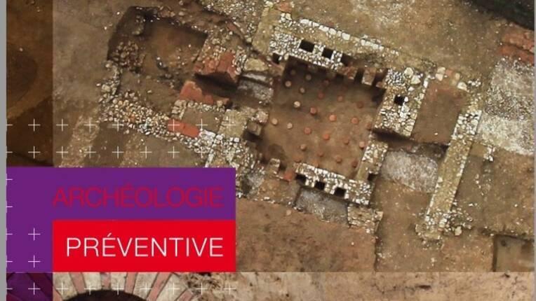 Nouvelle plaquette intitulée Archéologie préventive