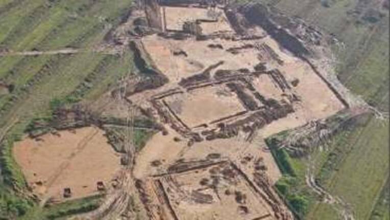 Publication du numéro 34 de la collection « Archéologie en Nord-Pas-de-Calais »