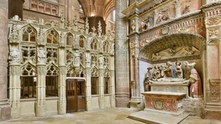 Chapelle du Saint-Sépulcre restaurée