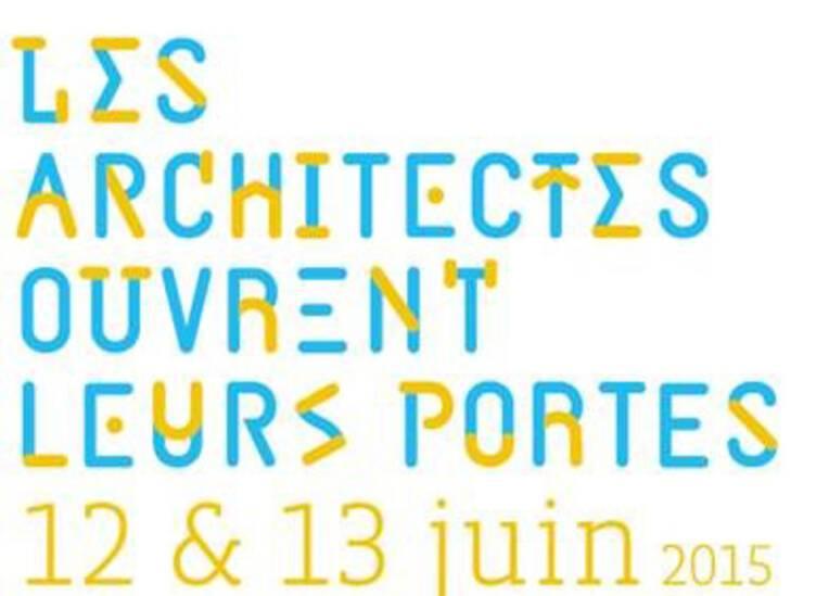 Portes ouvertes des agences d'architectes 2015