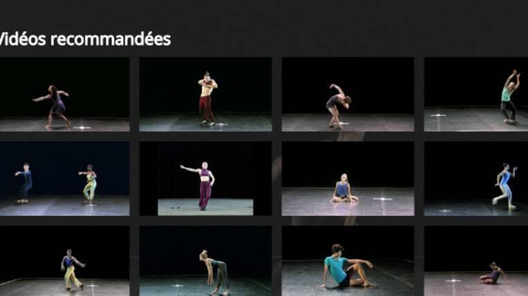 Vidéo danse
