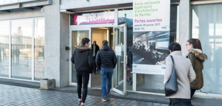 Les journées « Portes ouvertes » dans les écoles d'architecture (ENSA)