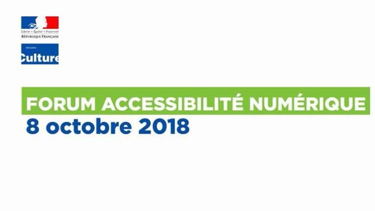 Accessibilité numérique : 1ère édition d'un forum dans les locaux du Ministère