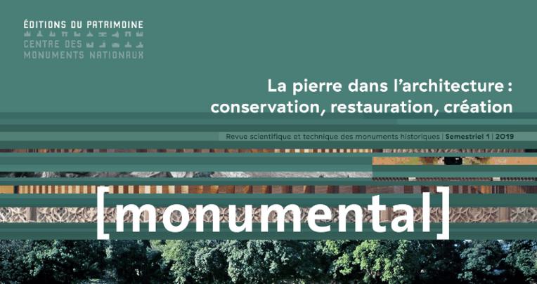 Couverture du Monumental 2019 Semestre 1