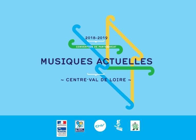 Appel à projets - Musiques actuelles en Centre-Val de Loire