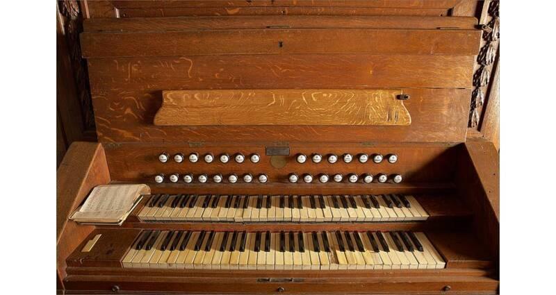 Harmonium Cavaillé-Coll - Ban-de-Sapt - Église Saint-Grégoire