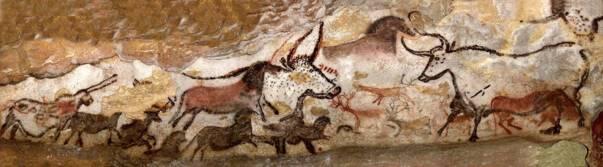 Panneau de la Licorne de la Salle des Taureaux