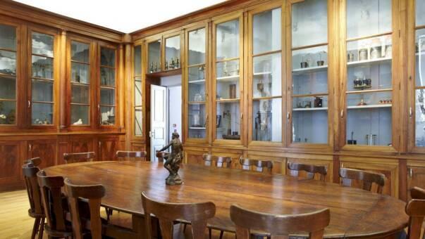 Cabinet de physique, collège Gambetta, Cahors