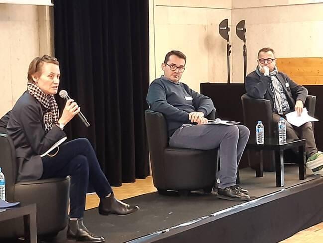 """Etats généraux des festivals - Châlons-en-Champagne - Table ronde """"Développement durable"""""""