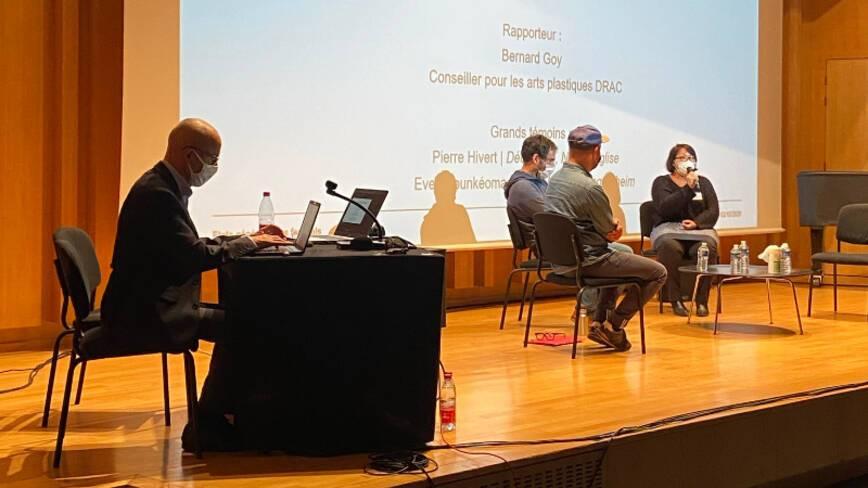"""Etats généraux des festivals - Strasbourg - Table-ronde """"La question du bénévolat"""""""