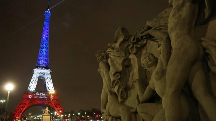 Paris résiste