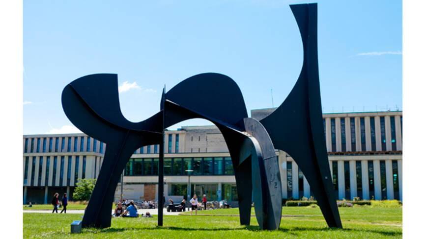 Alexander Calder, La Cornue, 1974