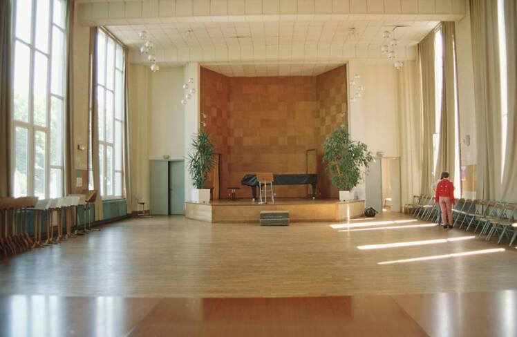 Salle Chopin Aile Marceau