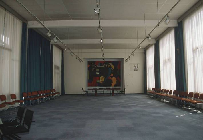Salle Jankélévitch 1er étage